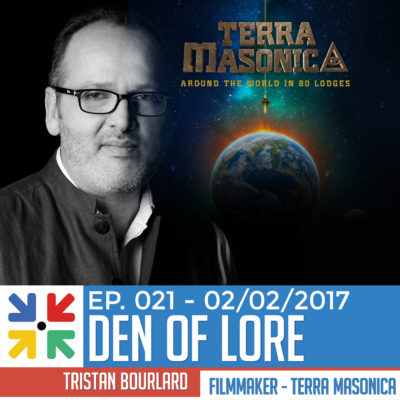 EP. 021 – Terra Masonica w/ Tristan Bourlard